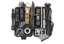 Photo of Survival Gear Kit- Incorporating Important Gears