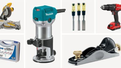 Photo of Used Woodworking Tools Are A Great Money Saver