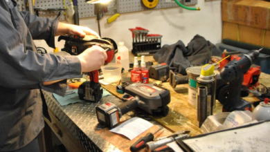 Photo of Repair Diagnosis of Power Tool Parts