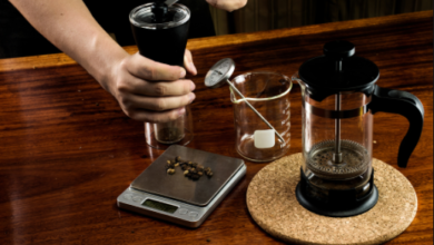 Photo of Best Manual Coffee Grinder for French Press